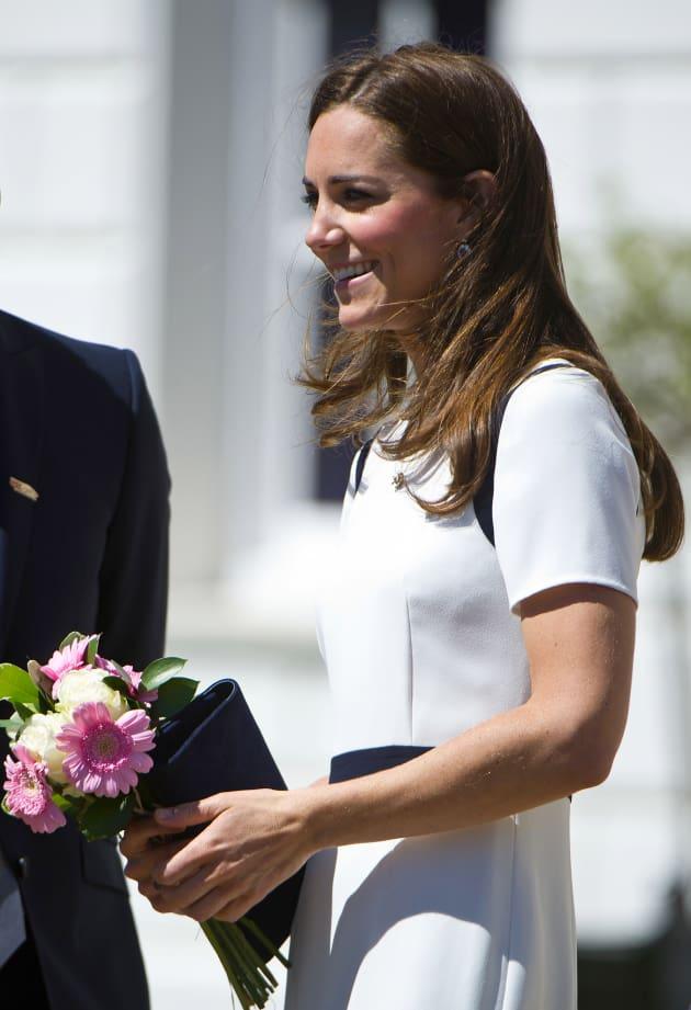 The Duchess of Cambridge Image