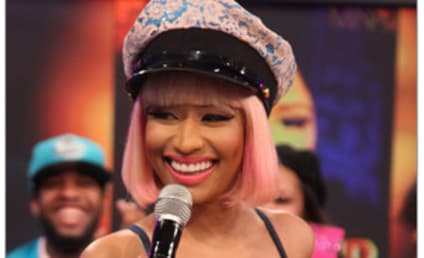 Nicki Minaj Nip Slip: Live on BET!