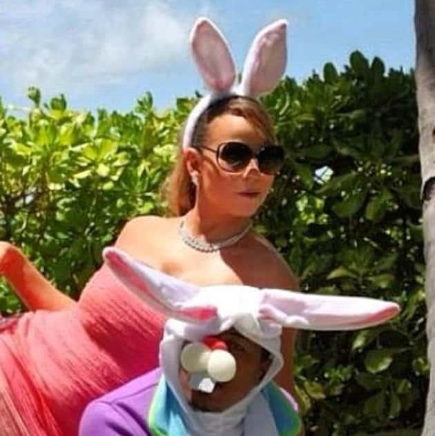 Riding the Bunny