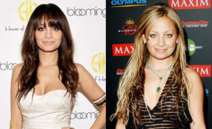 Celebrity Hair Affair: Nicole Richie