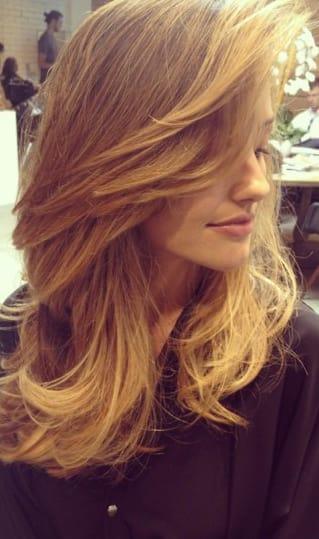 Minka Kelly Blonde Hair Pic
