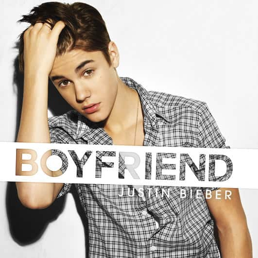 Possible Justin Bieber Cover Art