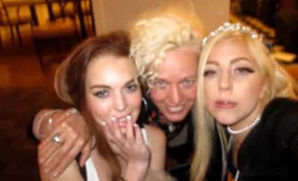 Lady Gaga and Lindsay Lohan: Slumber Party Alert!