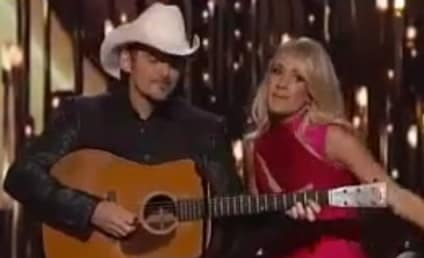 Carrie Underwood-Brad Paisley Monologue Rips Blake, Duggars & More