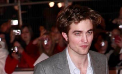 Robert Pattinson: Real or Wax?