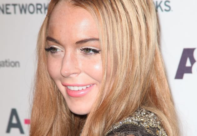 Lindsay Lohan Is A High Class Escort Michael Lohan
