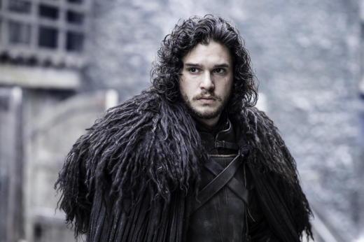 Jon Snow Glares