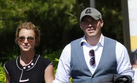Britney Spears and David Lucado Picture