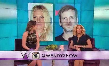 Wendy Williams Wonders Why Kesha Didn't Tape Sexual Abuse