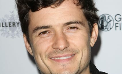 This Just In: Orlando Bloom is No Superman