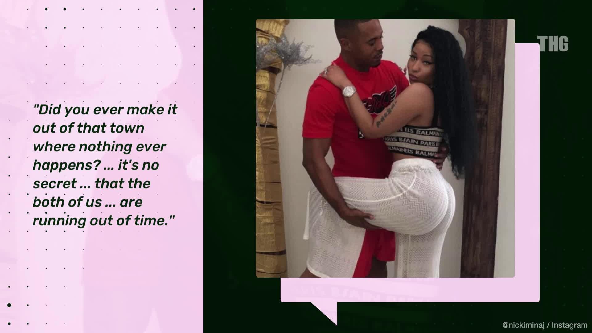 Videos von nicki minaj beim Sex Lesbische Sex-Freundin