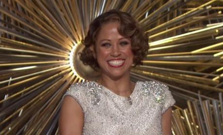 Stacey Dash Oscars Appearance