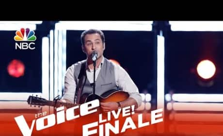 Joshua Davis - The Workingman's Hymn (The Voice Finale)