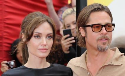 Angelina Jolie on Brad Pitt: What a Father! Man!