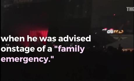 Kanye West Postpones Concert Dates