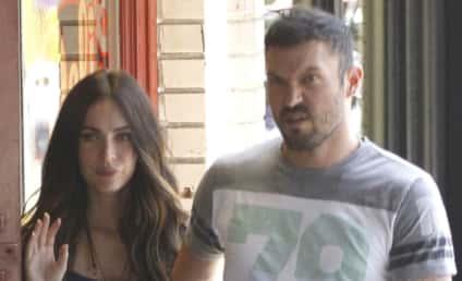 Megan Fox Baby Bump: Confirmed!