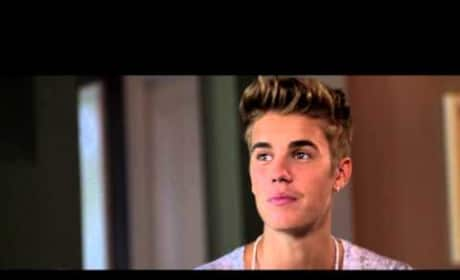 Justin Bieber Movie Clip