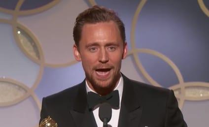 This is the Tom Hiddleston Speech Everyone is Slamming