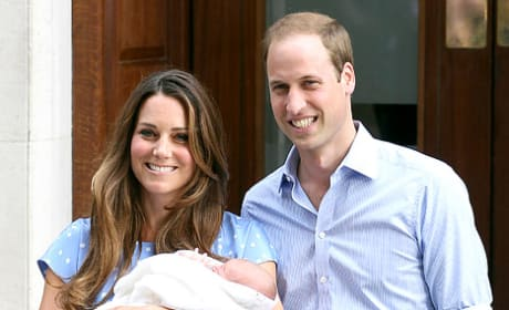Cute Royal Family