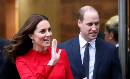 Prince William and Kate Middleton Release World's Most Perfect Christmas Card