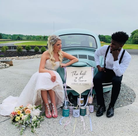 Ashley Martson and Jay Smith: The Best is Yet to Come