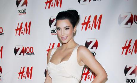 Kim on the Karpet