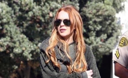 Lindsay Lohan: Return of the Firecrotch!