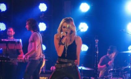 Miley Cyrus Wears Pants, Sends Positive Message
