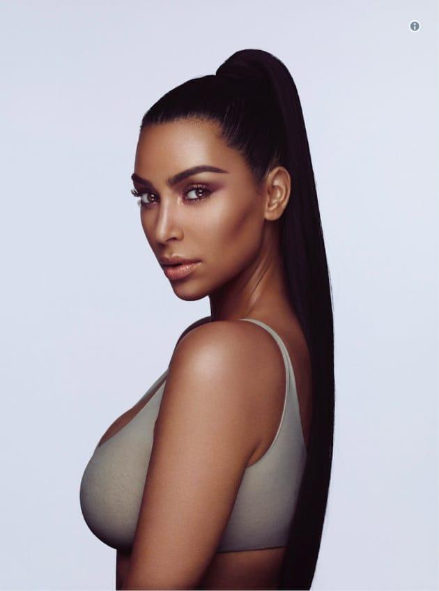 Kim Kardashian in Blackface?!?