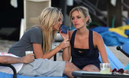Kristin Cavallari and Stephanie Pratt: Up to No Good on The Hills