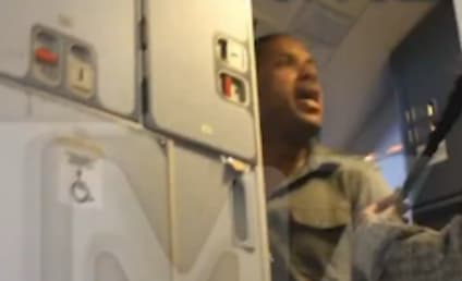Benzino Kicked Off Plane After EPIC Racist Tirade: See the Video!