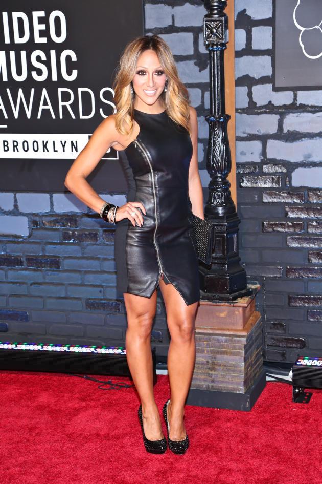 Melissa Gorga at VMAs