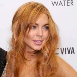 Lindsay Lohan is a Hot Mess