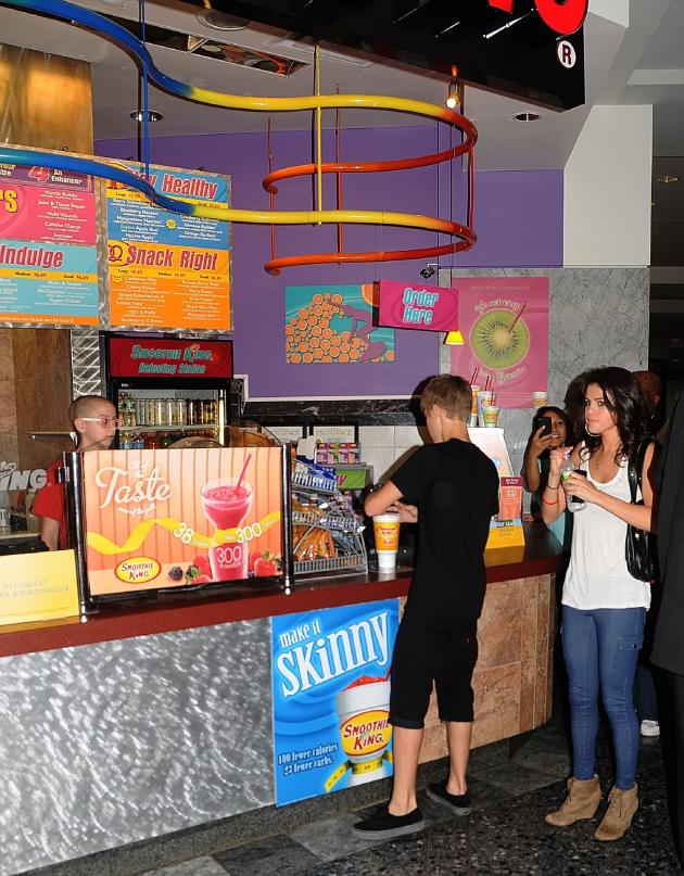A Smoothie Couple