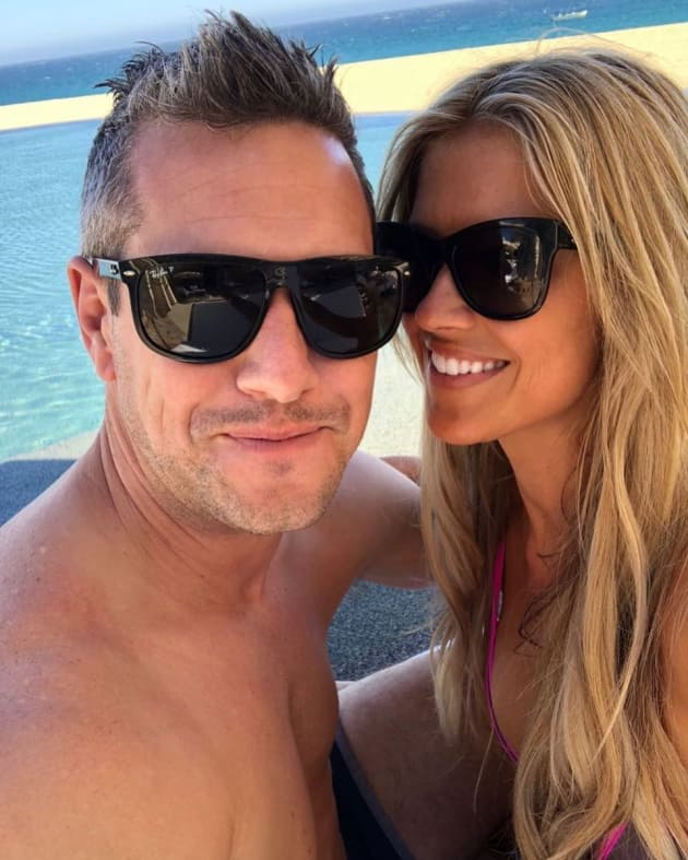 Christina El Moussa and Boyfriend Ant Anstead