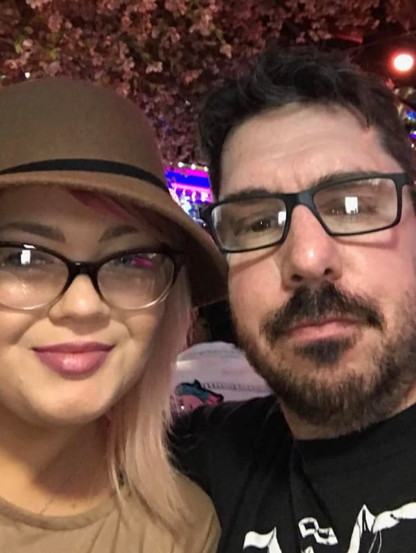 Matt baier and amber portwood throwback