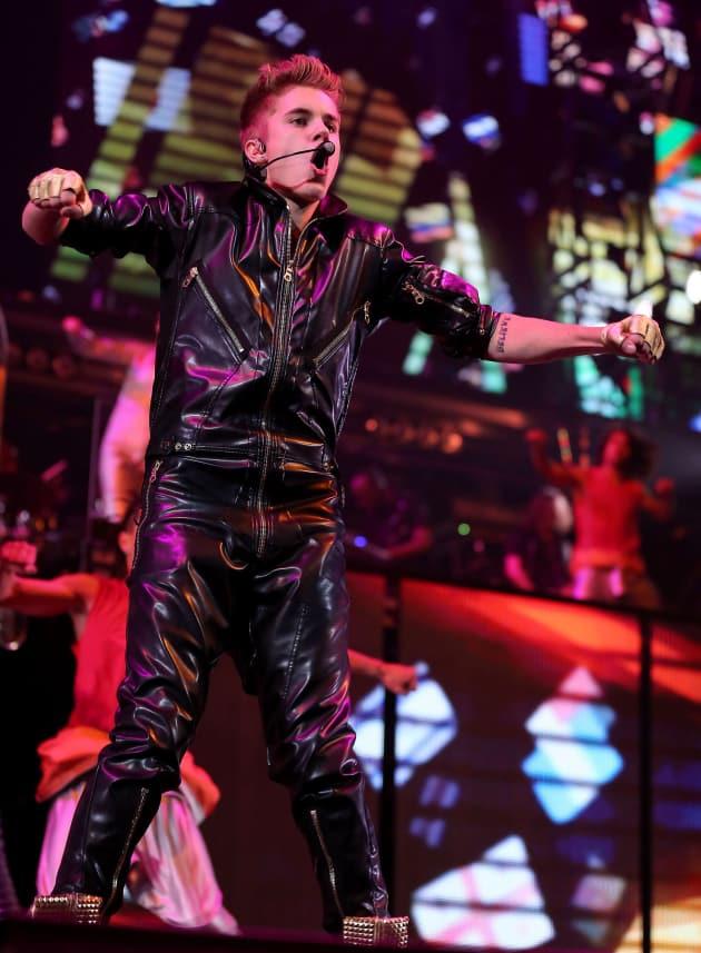 Justin Bieber in Sin City