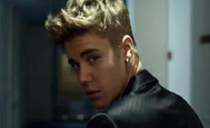 "Justin Bieber Teases ""Heartbreaker"" in New Perfume Commercial"
