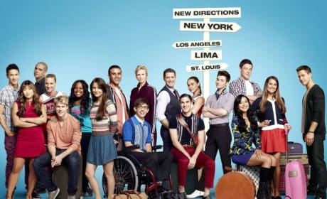 Glee Cast: Where Are They Now?