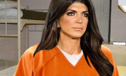 Teresa Giudice: Cell Tossed in Late Night Prison Raid!