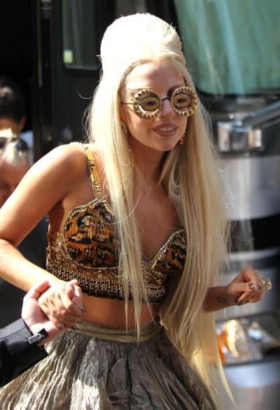 Gaga Goes Gaga