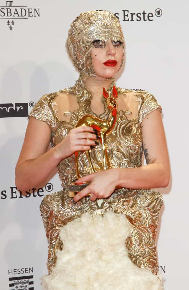 What the Heck is Gaga Wearing