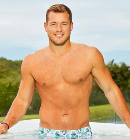 Colton Underwood Shirtless
