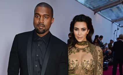 Kim Kardashian: Insanely Jealous! Forbids Kanye to Tour!