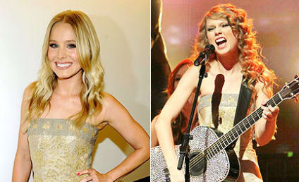 Fashion Face-Off: Kristen Bell vs. Taylor Swift