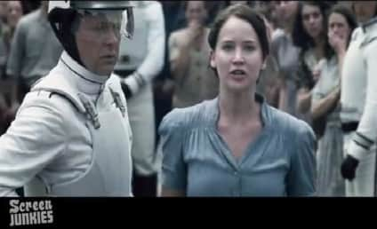 The Hunger Games Movie Trailer: Honesty Edition!