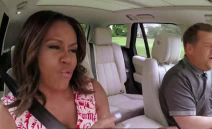 Michelle Obama Sings Carpool Karaoke: WATCH NOW!