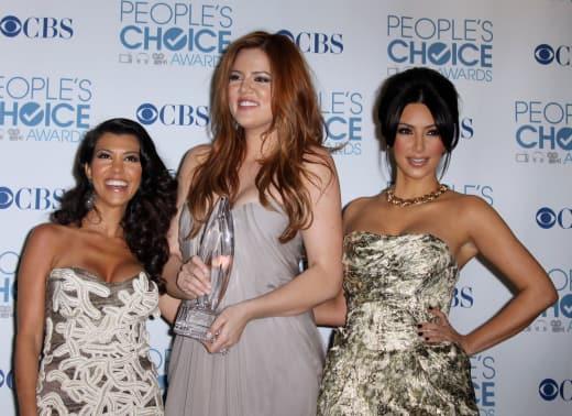Actual Award Winners
