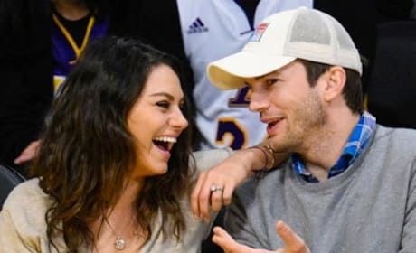 Mila Kunis and Ashton Kutcher: Married Already?
