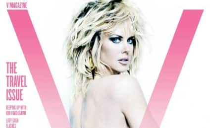 Nicole Kidman: Topless in V Magazine!